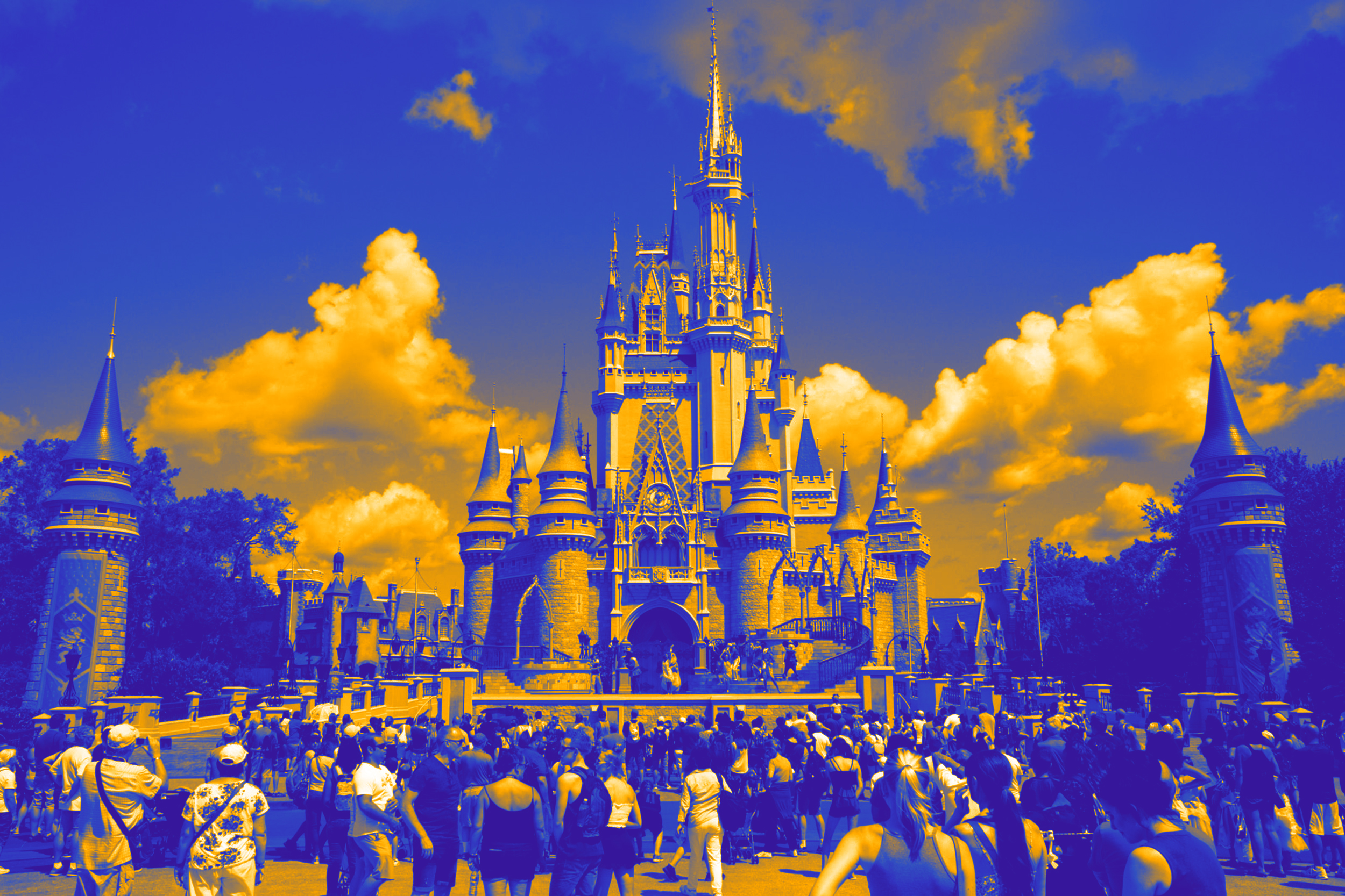 Disney poised to open Florida theme parks in July