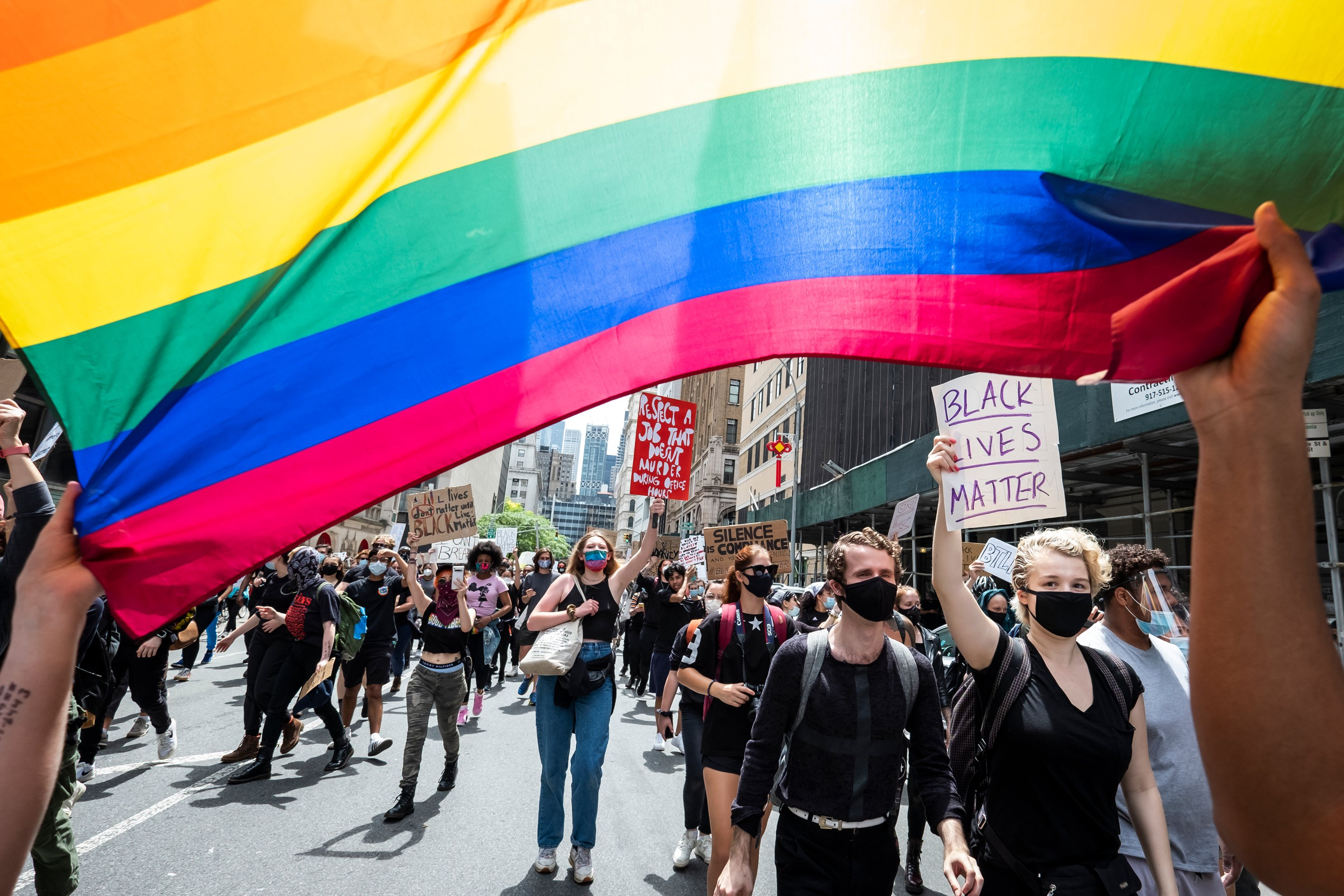 Brands postpone Pride campaigns in light of George Floyd protests