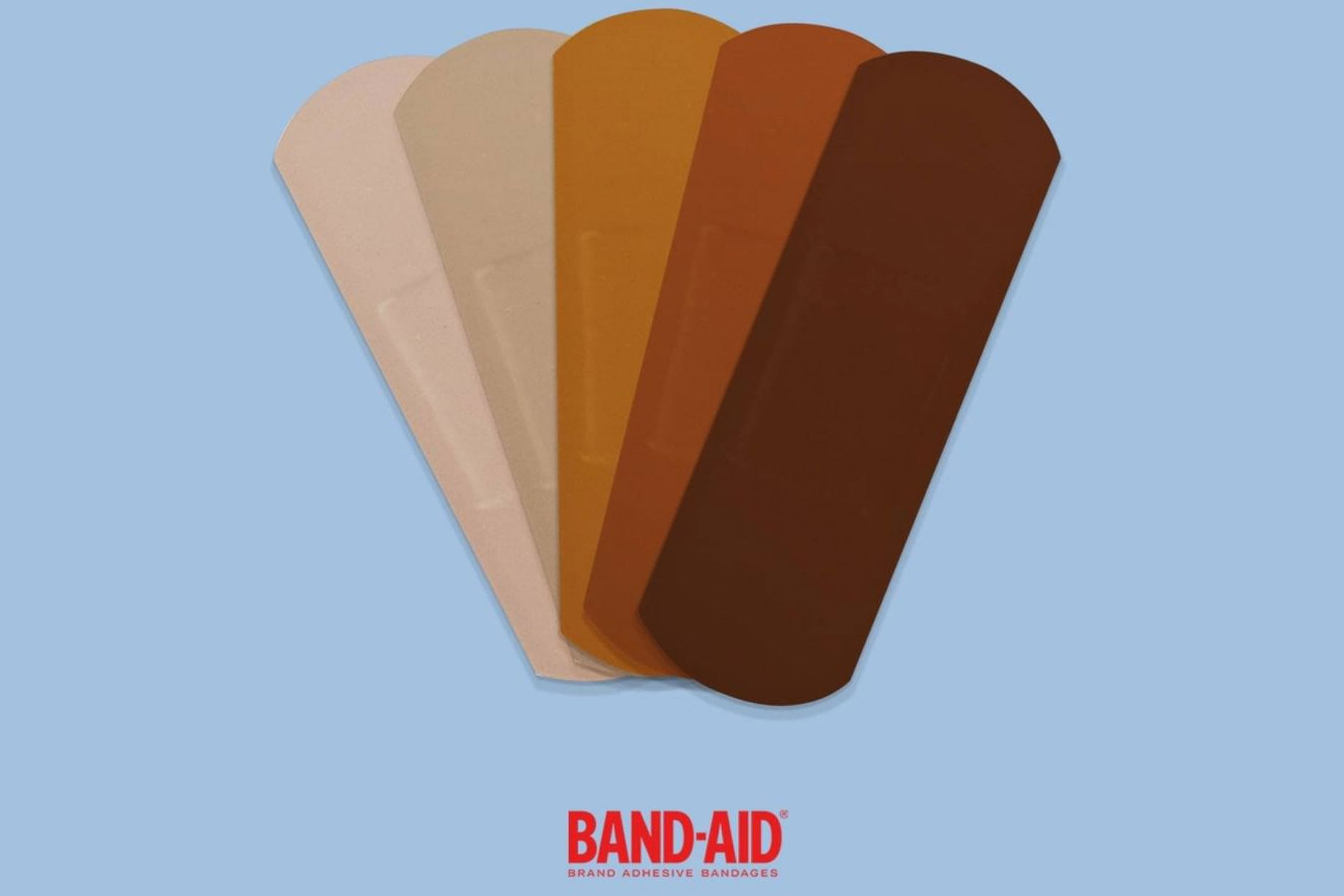 Johnson & Johnson to roll out a Band-Aid in several shades for ...