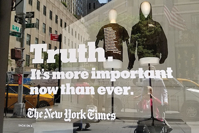 NYT Truth is Worth It