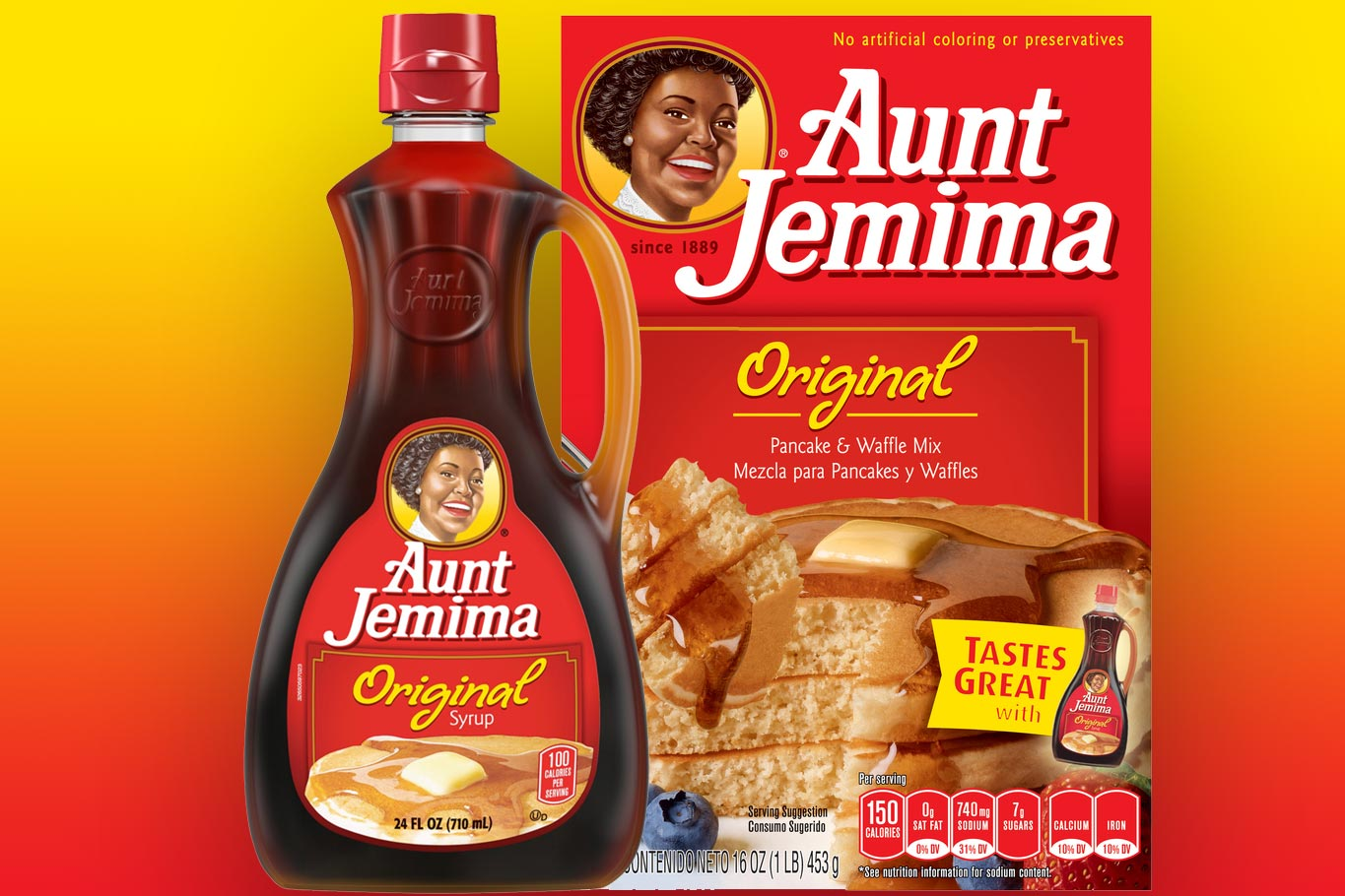 Aunt Jemima to retire image and name and Facebook allows opt-out on political ads