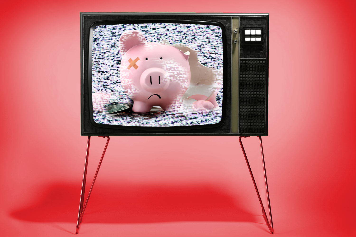 TV upfront spending now expected to decline by 27 percent this year, according to eMarketer