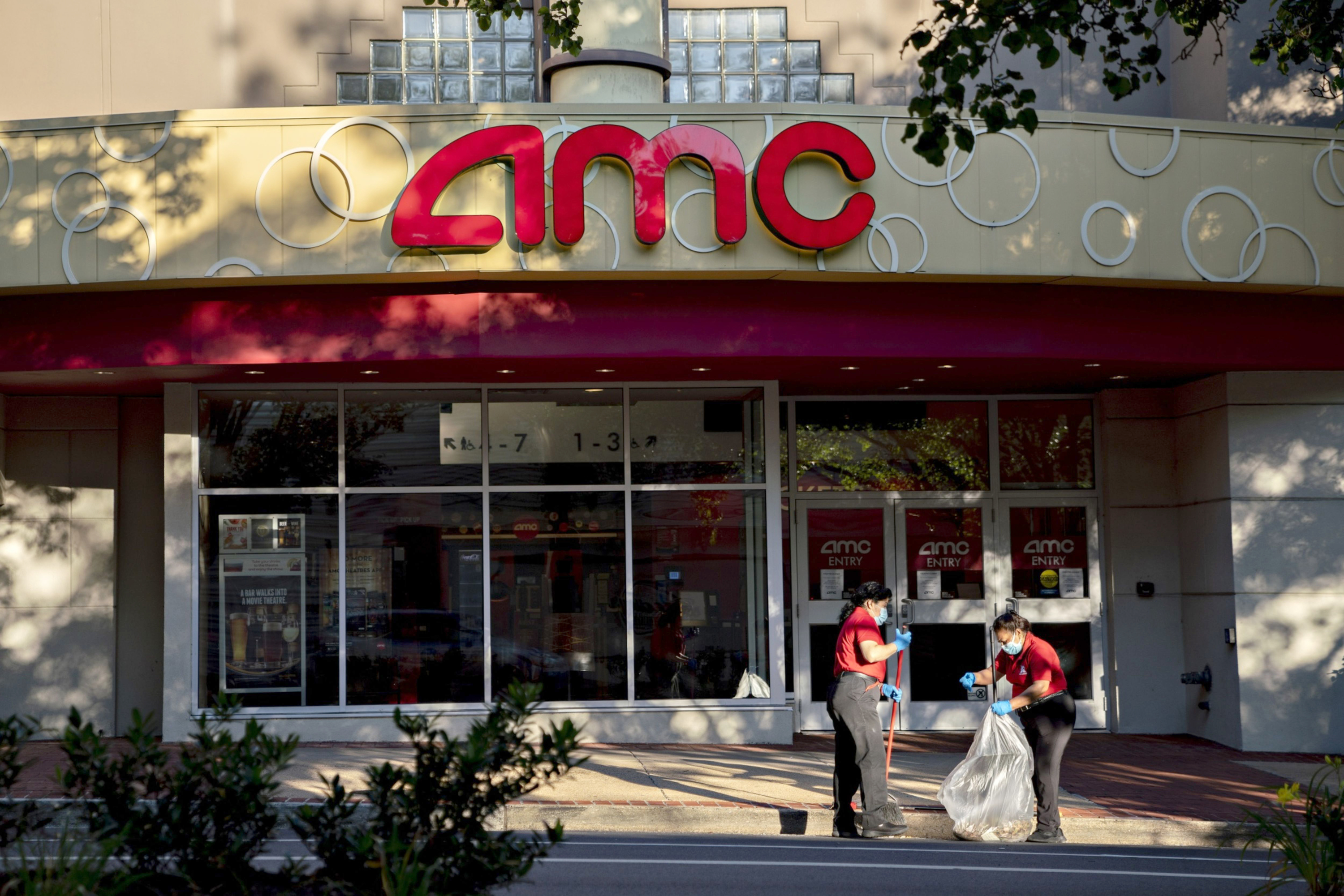 AMC will now require guests to wear masks, following 'intense' outcry