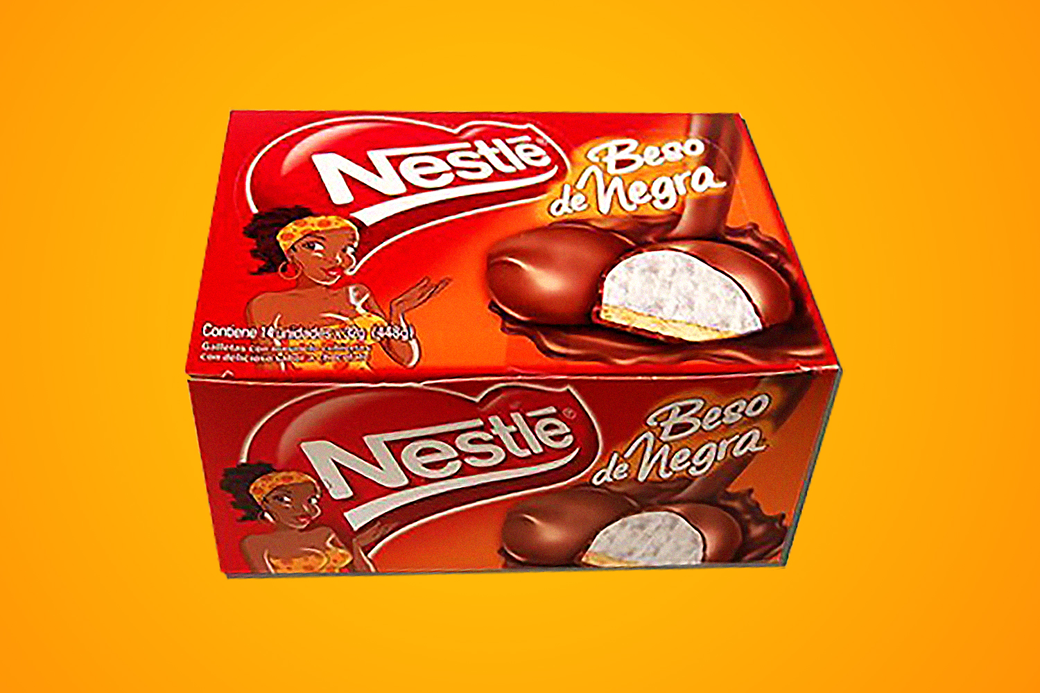 Nestlé pulls Beso de Negra candy as it reviews portfolio for racism