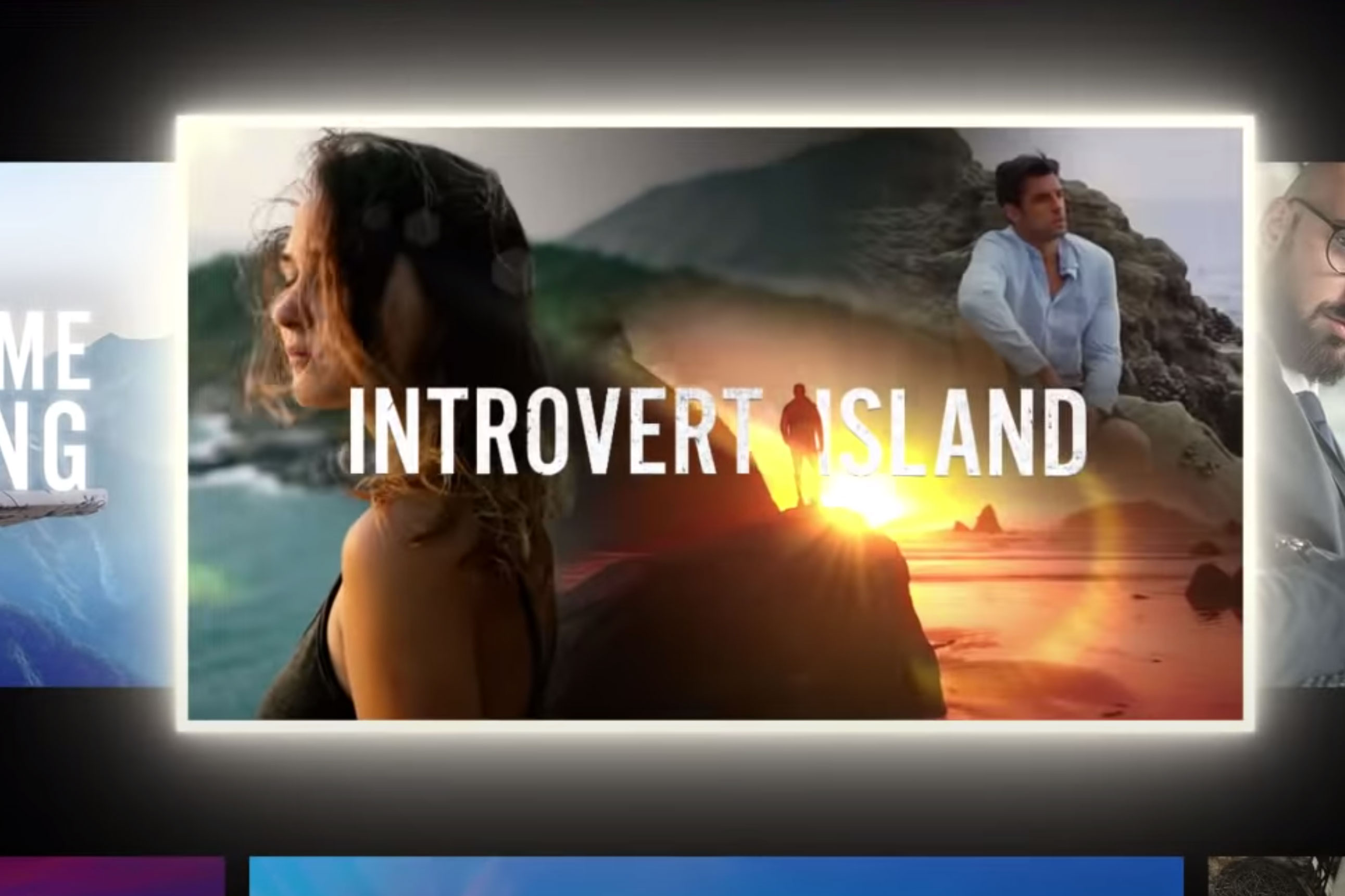 Reality show 'Introvert Island' goes viral (kinda), Starbucks TV advertising surges, and more: Datacenter Weekly
