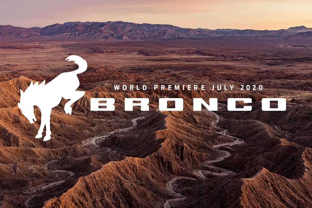 Ford to take over Disney properties to reveal new Bronco