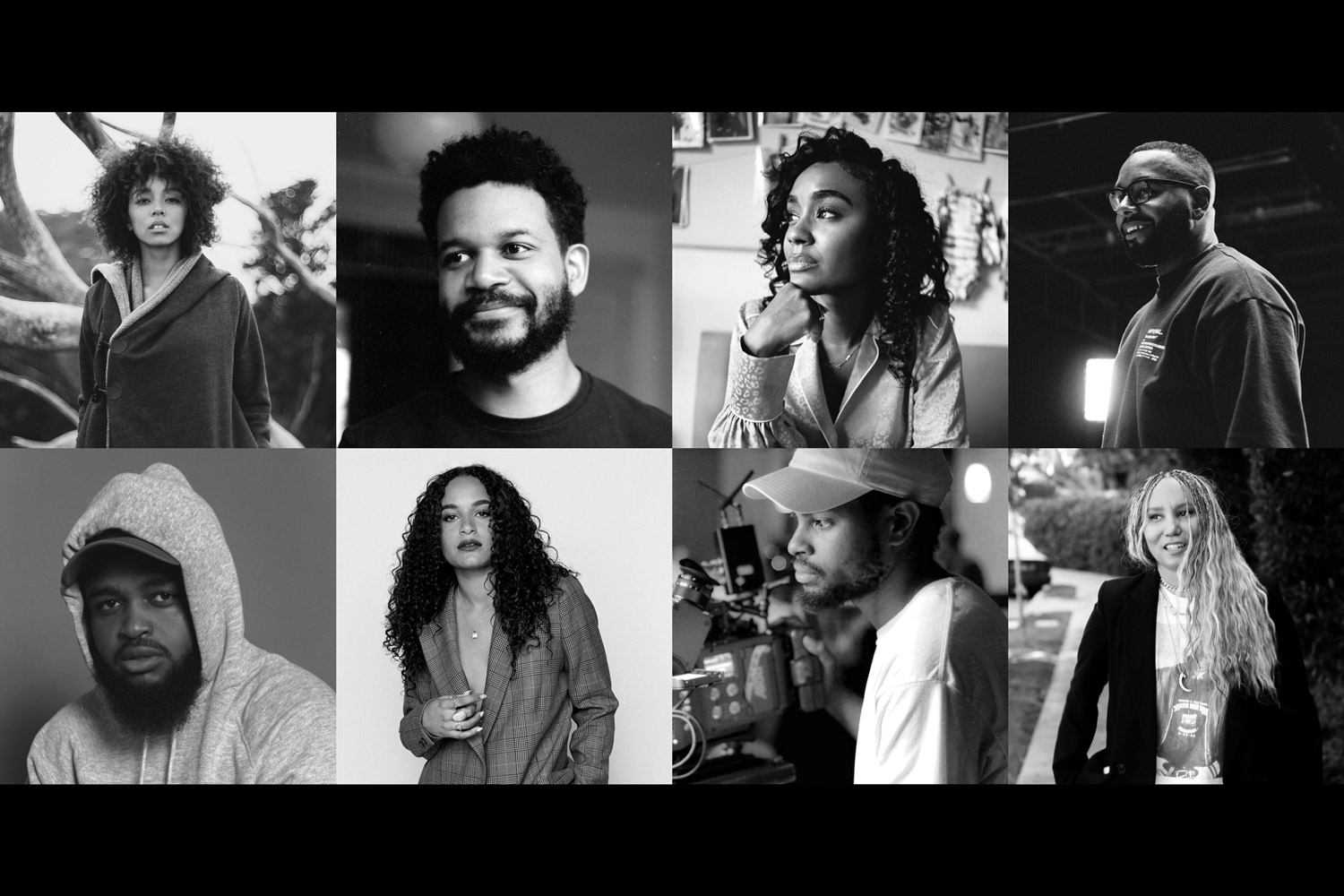 Black filmmakers launch 'Change the Lens' pledge calling for 15 percent representation in production