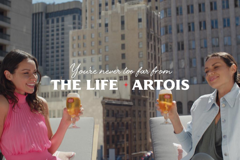 Stella Artois: Daydreaming in the Life Artois