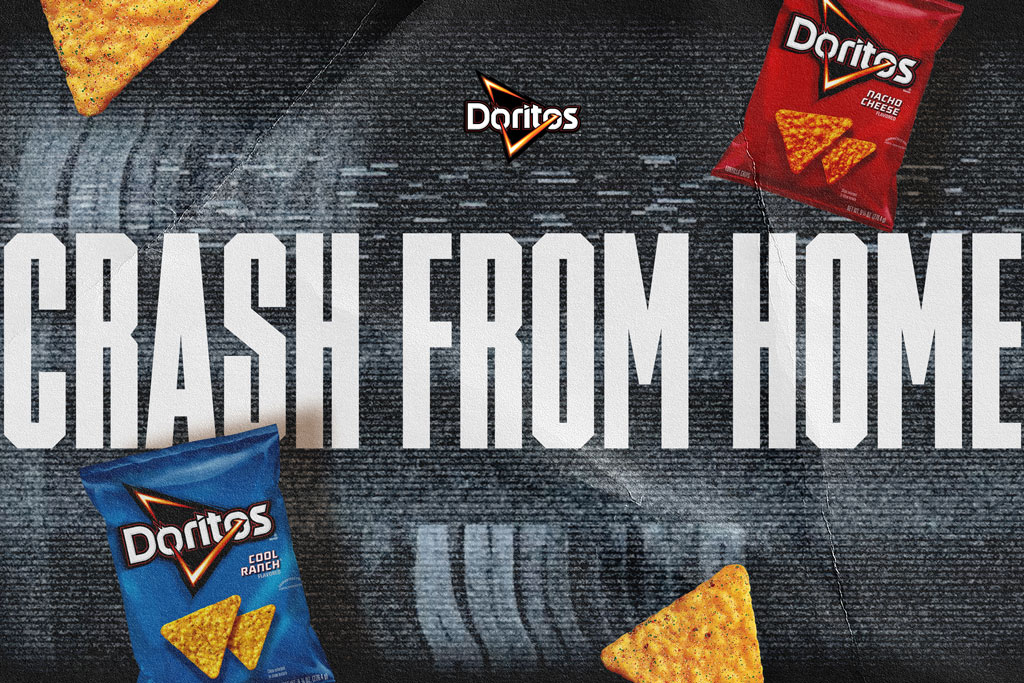 Doritos plans to air a compilation 'Crash from Home' spot when the NFL resumes