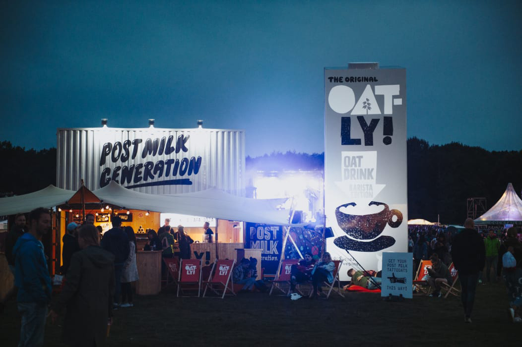 Oatly of Sweden valued at $2 billion after Blackstone investment