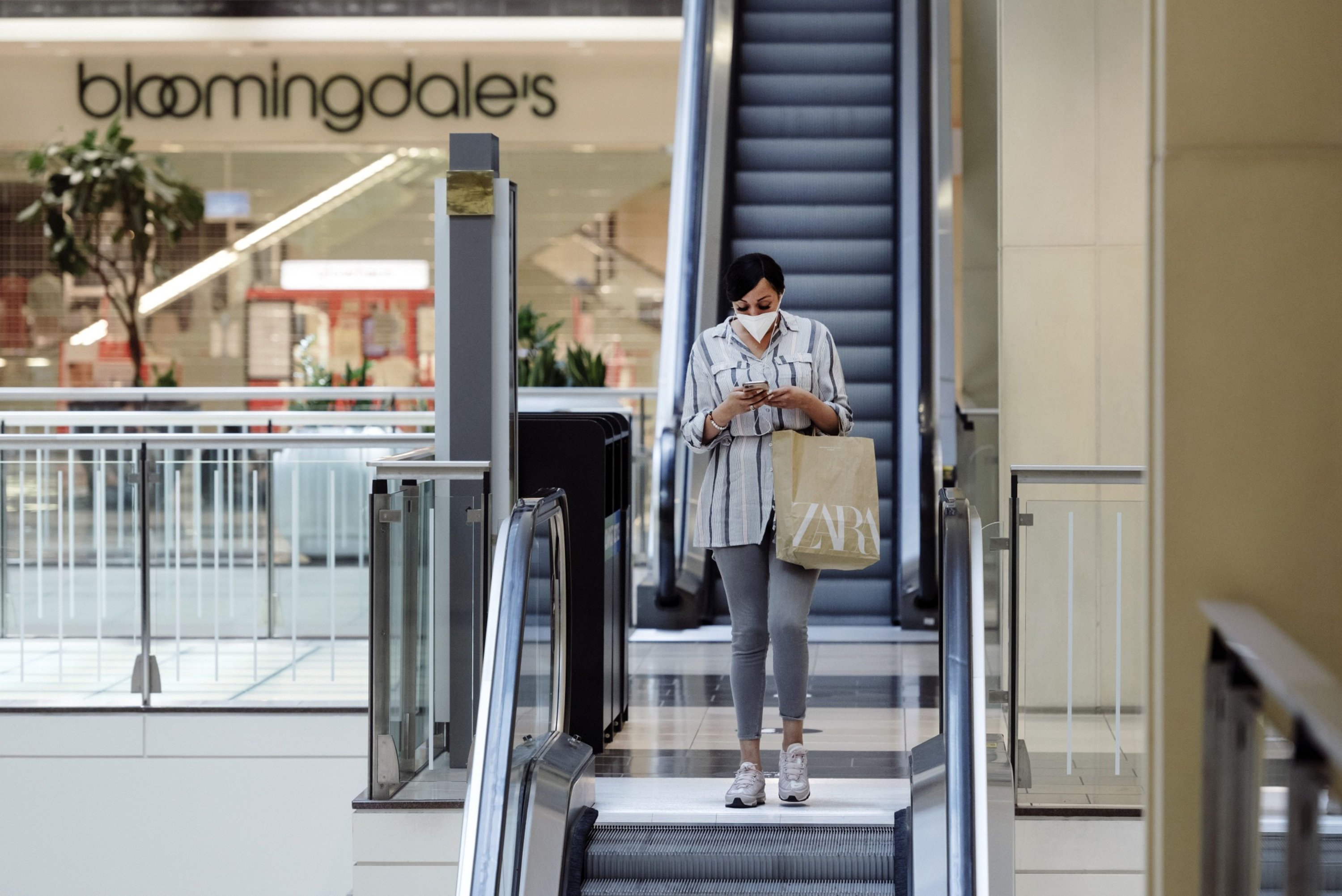 U.S. retail sales surged higher in June to pre-pandemic levels