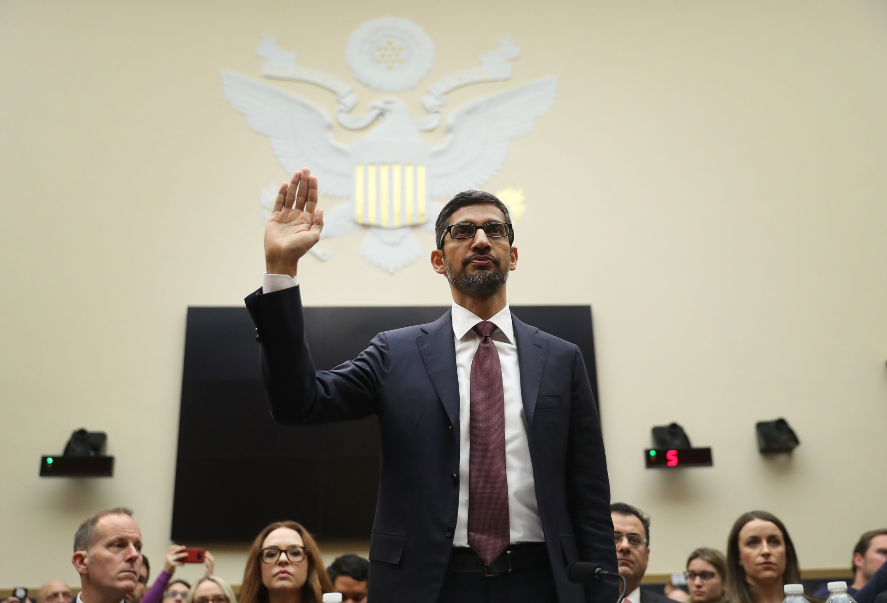 How the Big Tech antitrust hearing might break down by witness