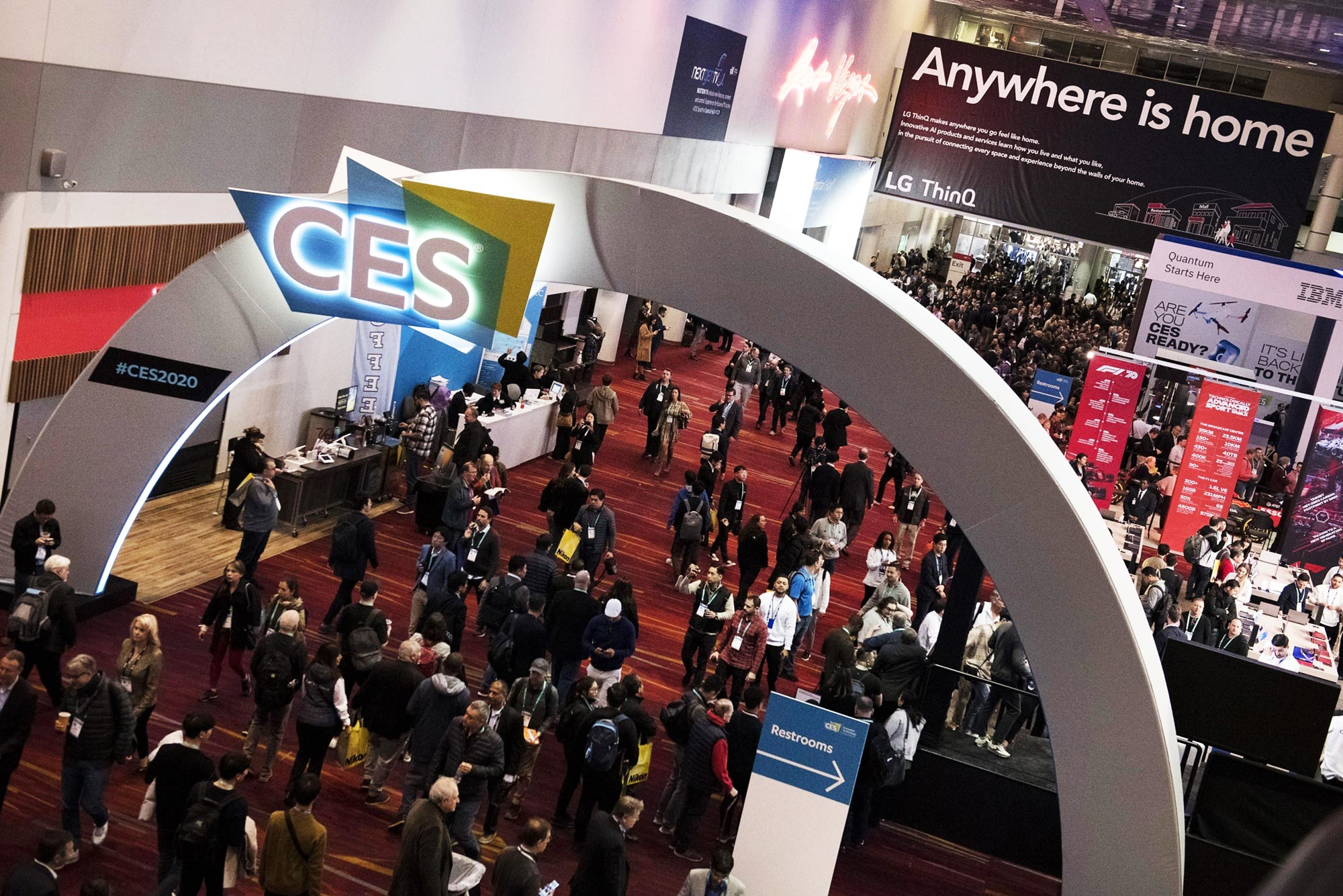 The tech extravaganza becomes the first industry tentpole event to adopt an online-only format for next year