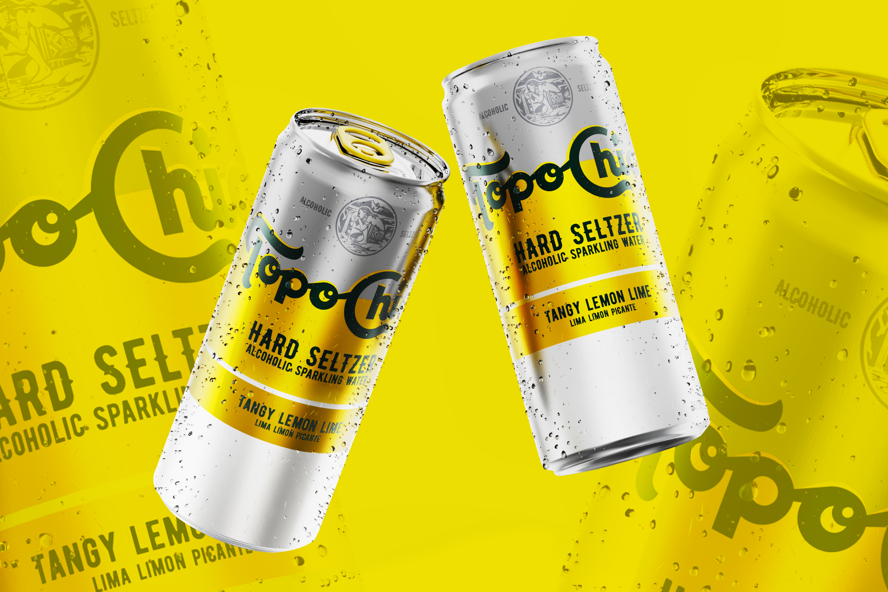 Molson Coors and Coke hook up for Topo Chico Hard Seltzer launch