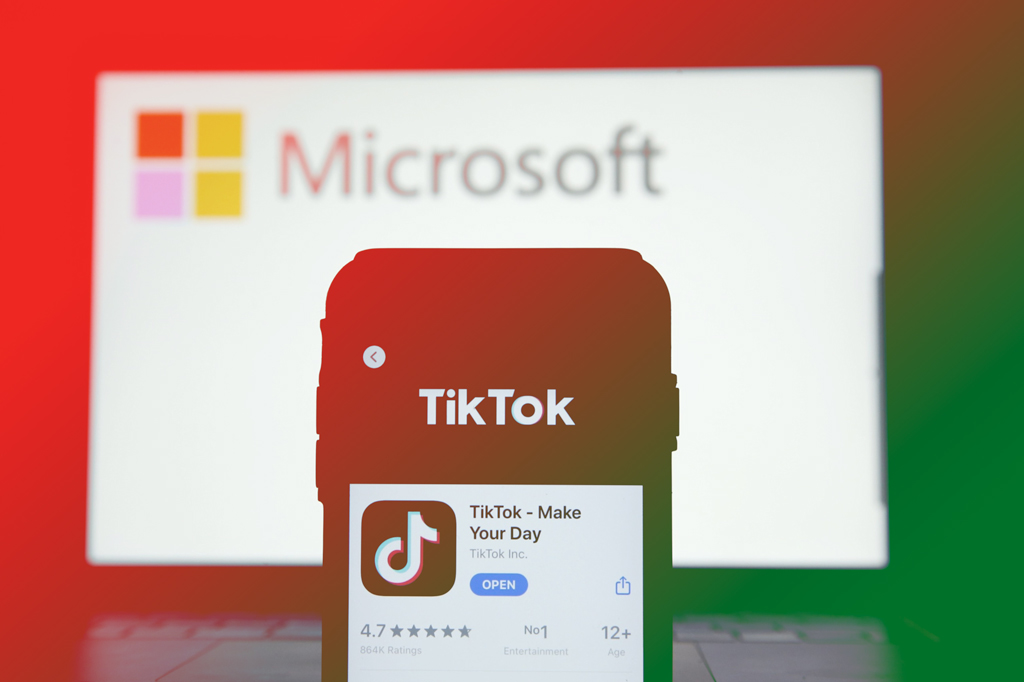 What happens if Microsoft buys TikTok, and where brands go if the app is banned in the U.S.