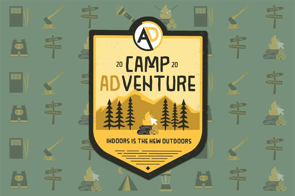 Virtual advertising 'camp' saved internships for 200 students