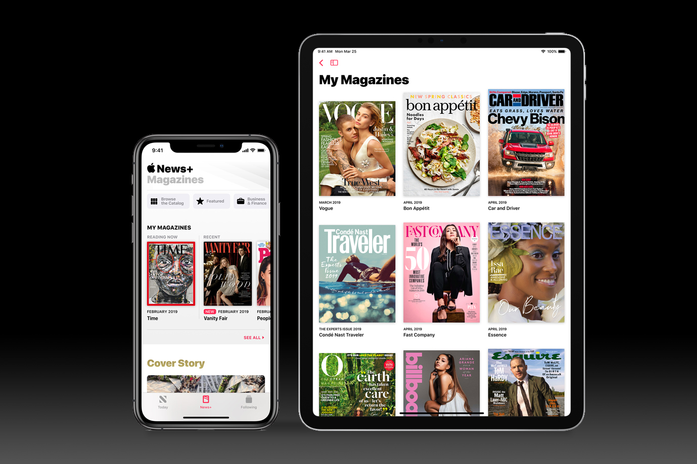 Industry executives voice concern about a new Apple update that will redirect consumers to its News+ app instead of their website, even if the person clicked a link through a search on Google or Twitter.