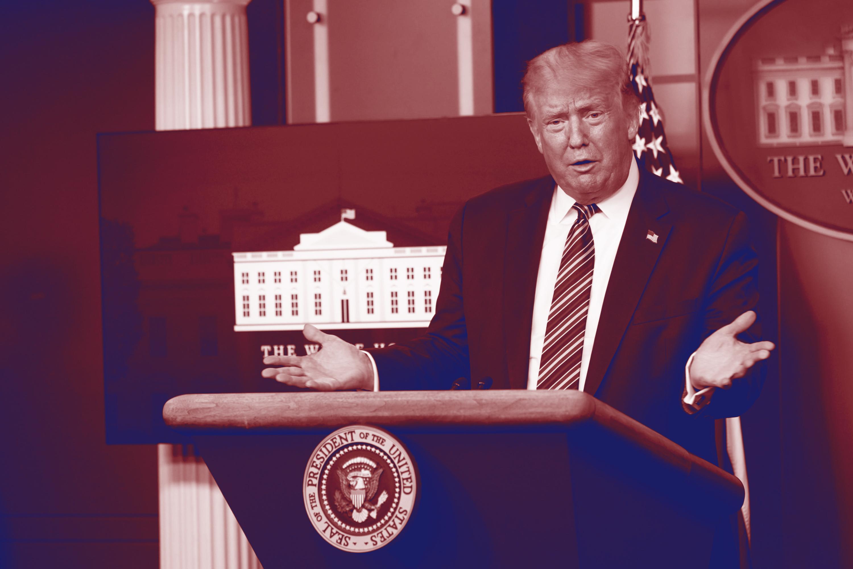 Trump campaign spends big on late-night TV
