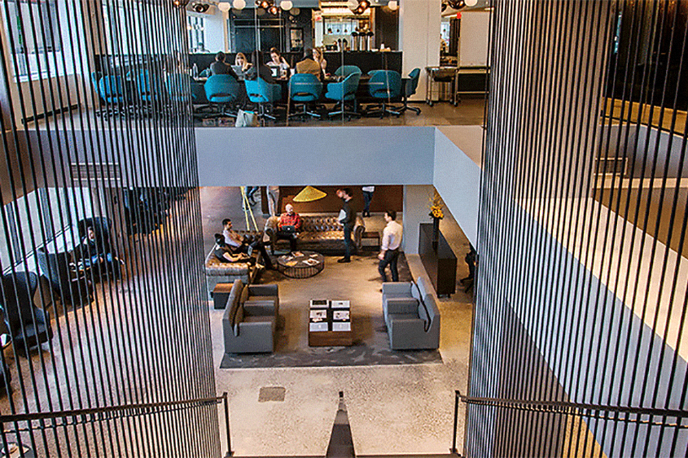 Office Hours: collaborative spaces and some new faces