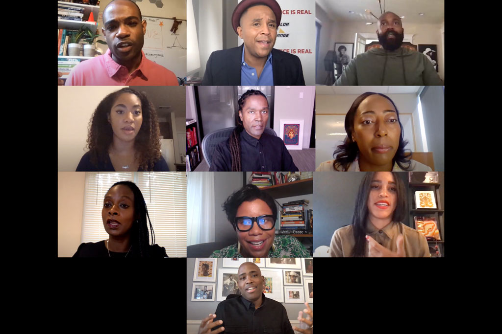 Ad Age Town Hall on Racism addressing racism race racial injustice in marketing advertising ad adland industry business agency D&I microaggressions diversity