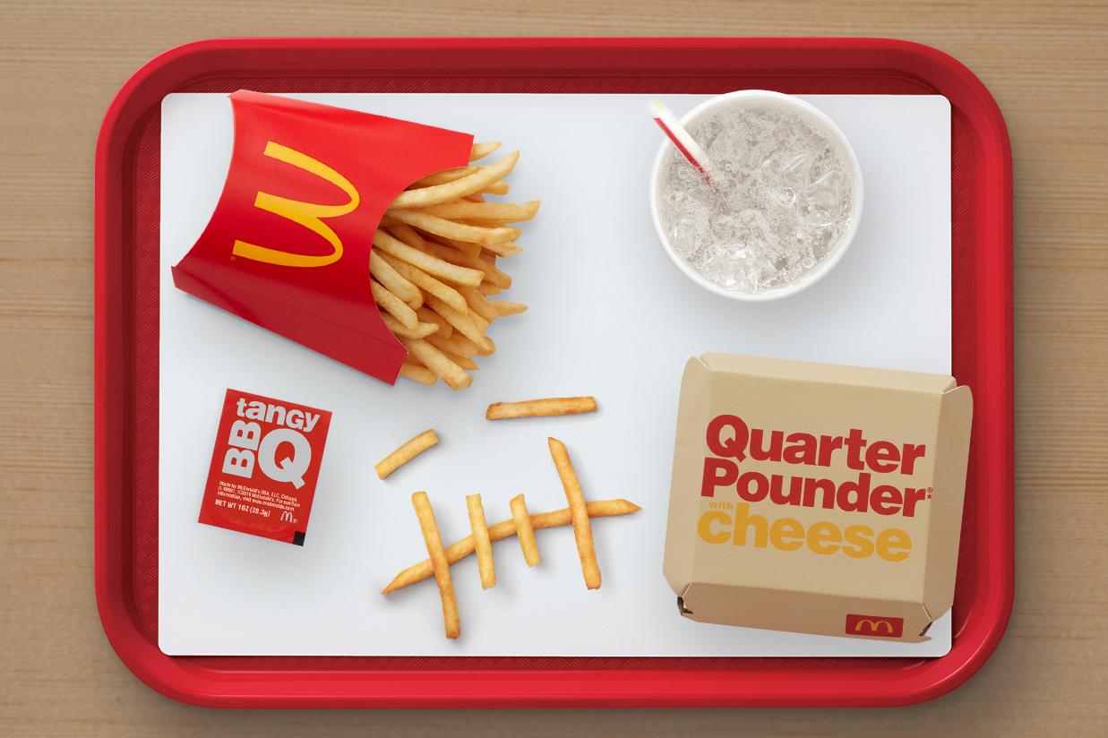 McDonald's puts Travis Scott on its menu as part of month-long partnership