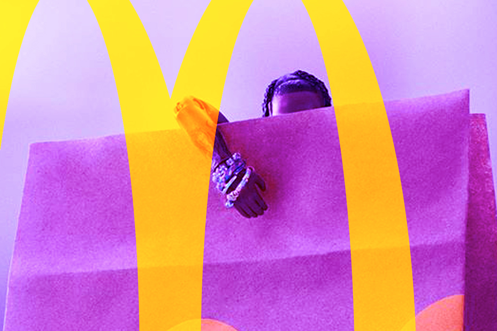 McDonald's menu gets a celebrity update, and Google faces imminent antitrust charges