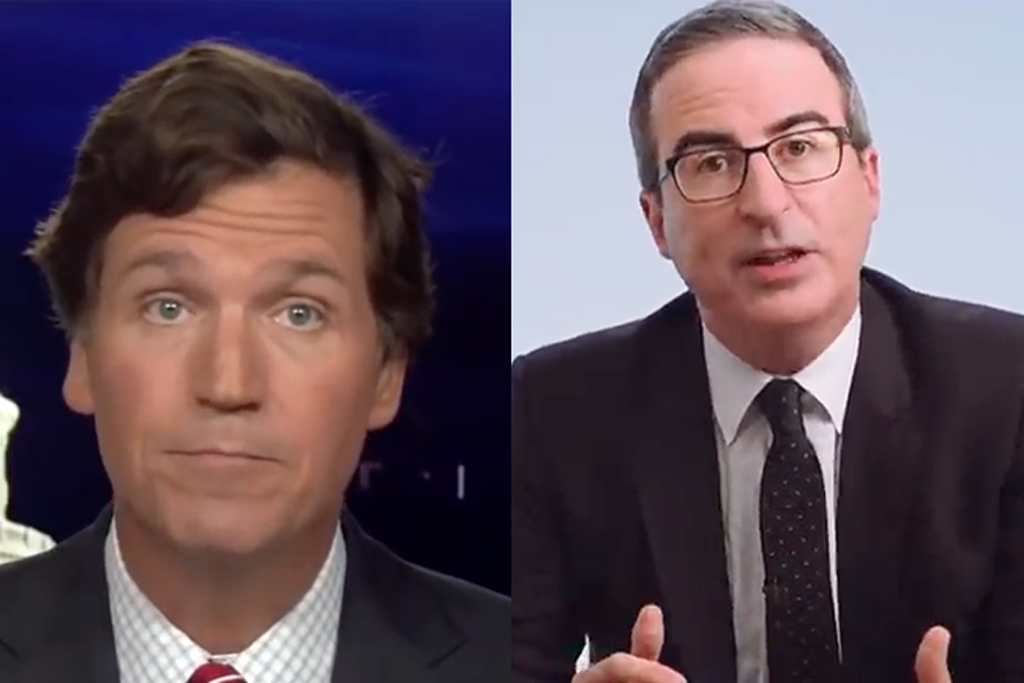 John Oliver vs. Tucker Carlson, what Twitter knows about you, and Nissan's big TV push: Datacenter Weekly