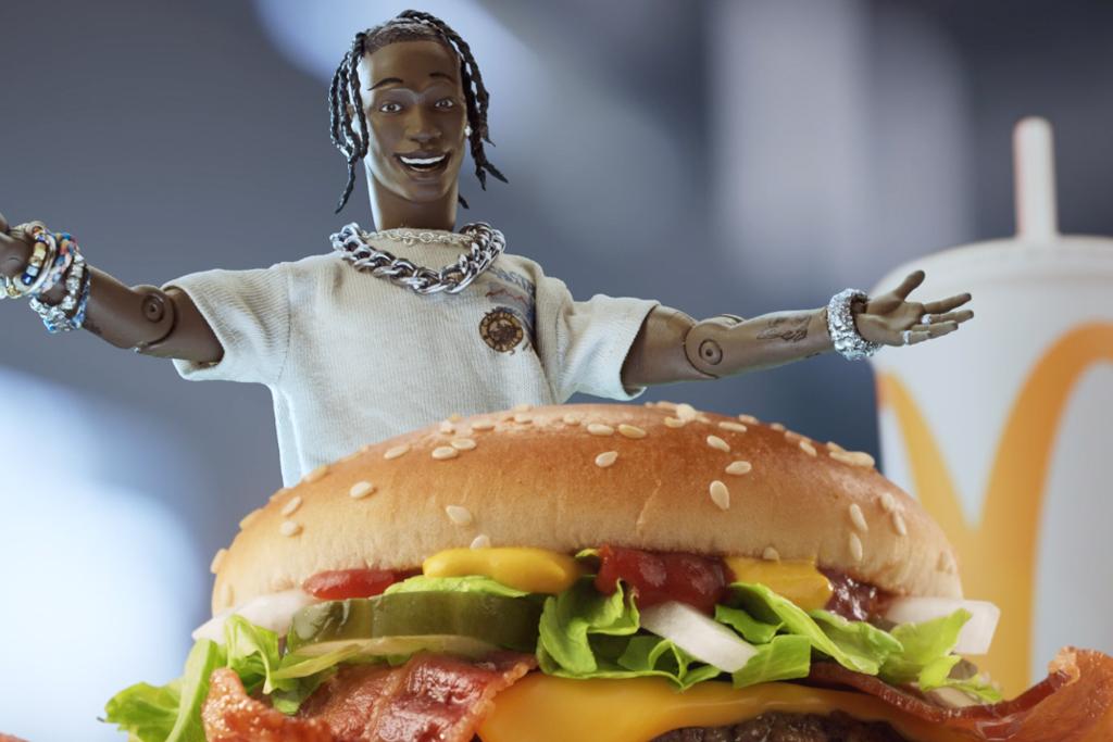 McDonald's: Travis Scott Meal