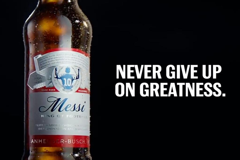 Budweiser: They Say