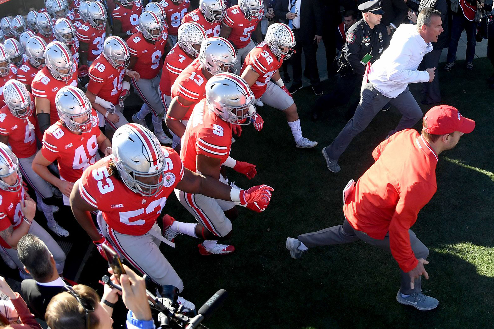 Big Ten to start football on weekend of Oct. 23-24, league says