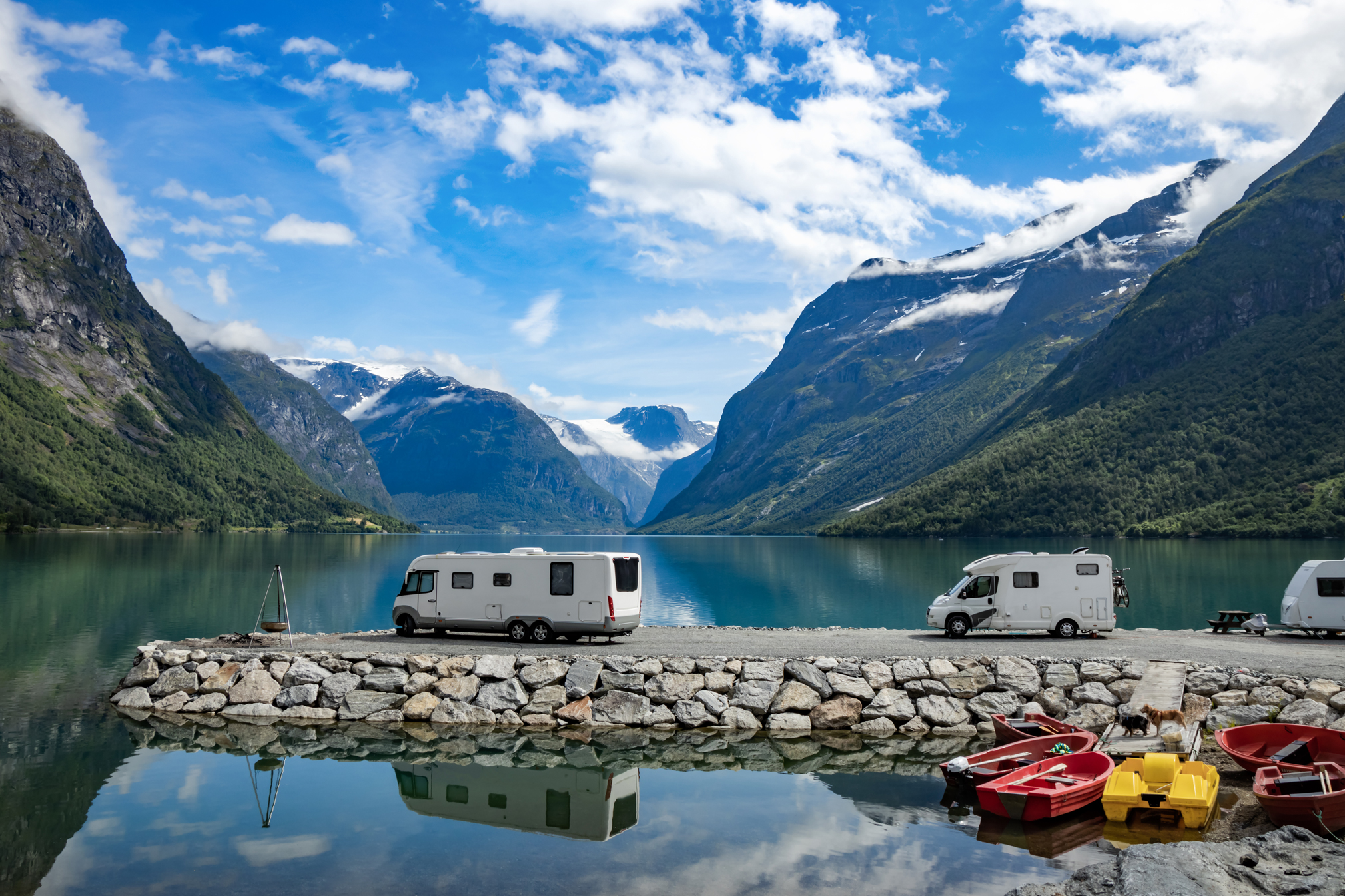 Why RV rentals are still surging