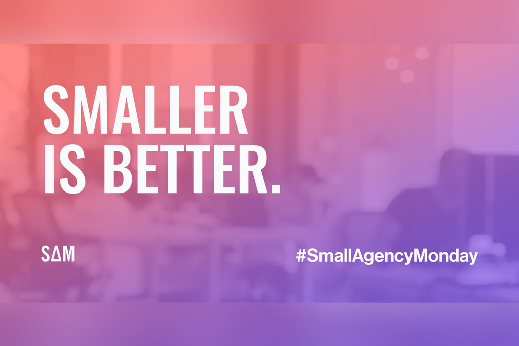 Introducing Small Agency Monday: the Brief