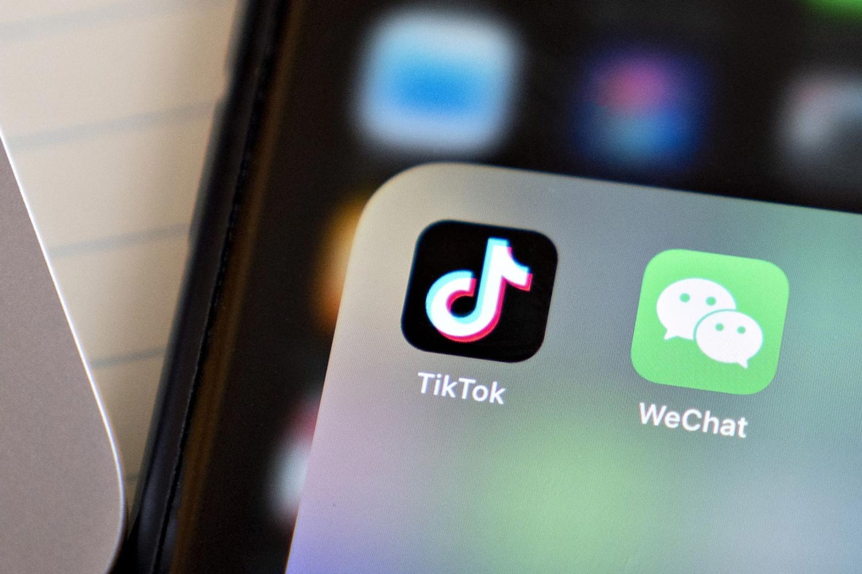 U.S. curbs WeChat transfers, limits TikTok app starting Sunday