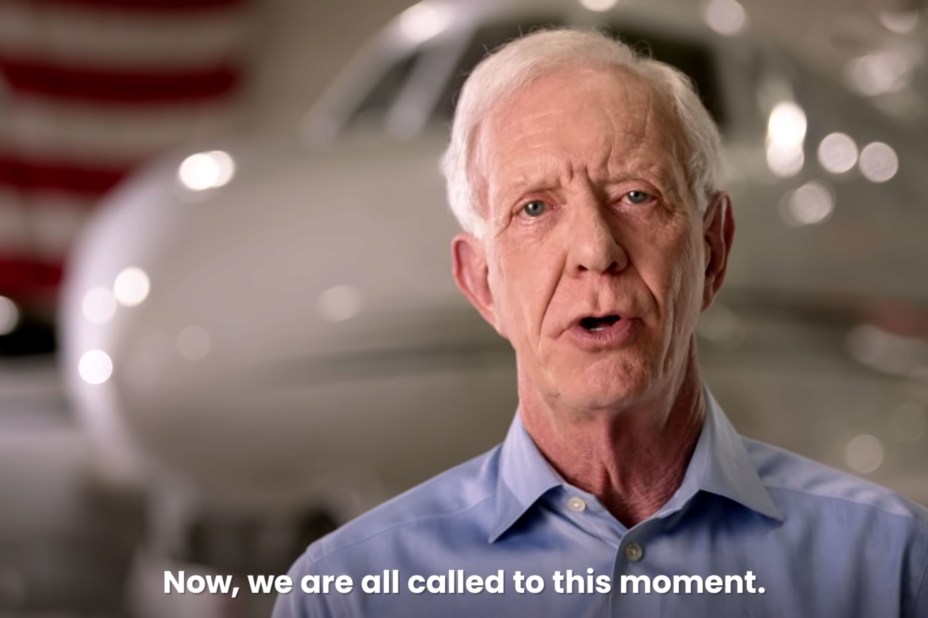 'Vote. Him. Out.': Watch Captain Chesley 'Sully' Sullenberger's scathing anti-Trump ad