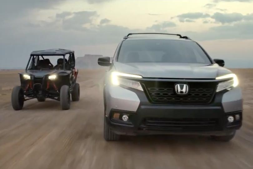 Honda's new voice is less Savage, and FCB NY gets another chief creative: Friday Wake-Up Call