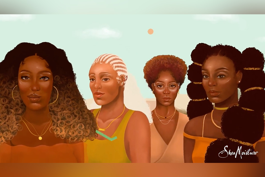 Unilever's SheaMoisture showcases Black Women's diversity and its efforts to help their businesses