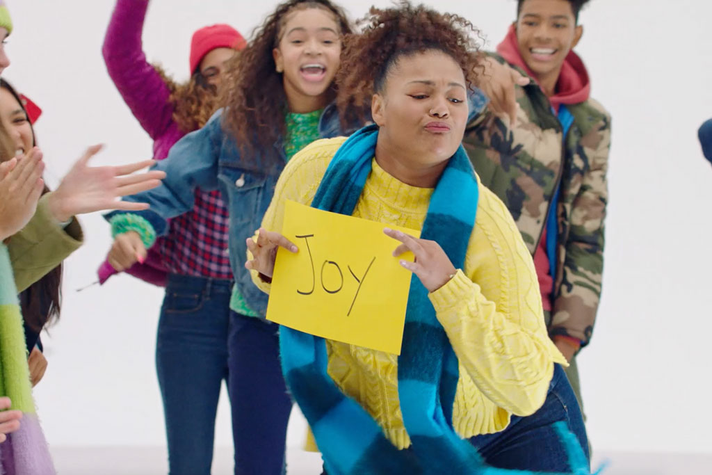 Gap debuts holiday campaign from new CMO and in-house team