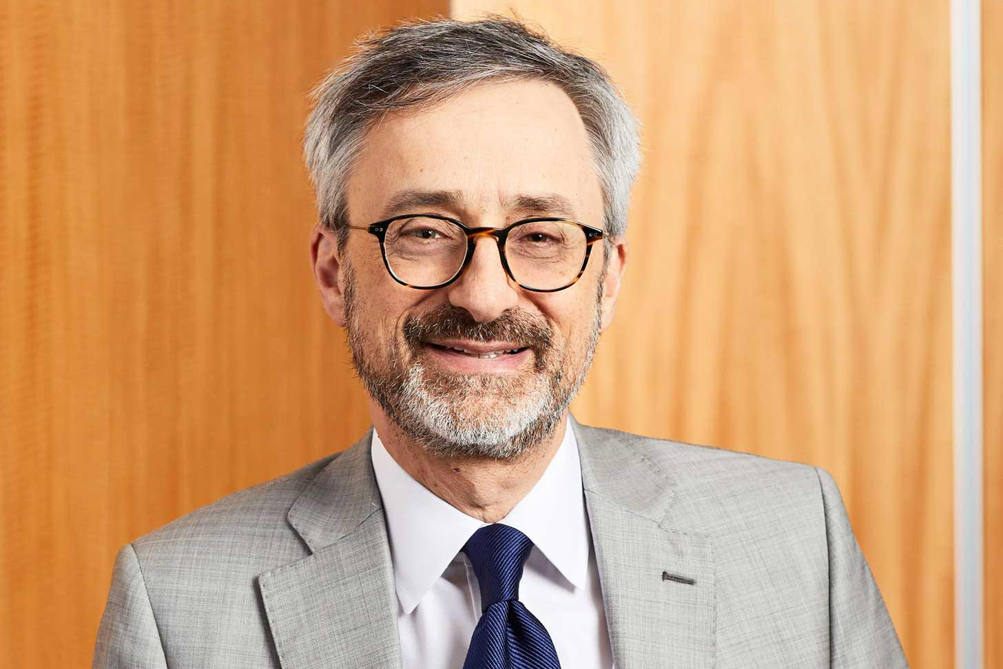 Philippe Krakowsy, IPG's new CEO, isn't like any other