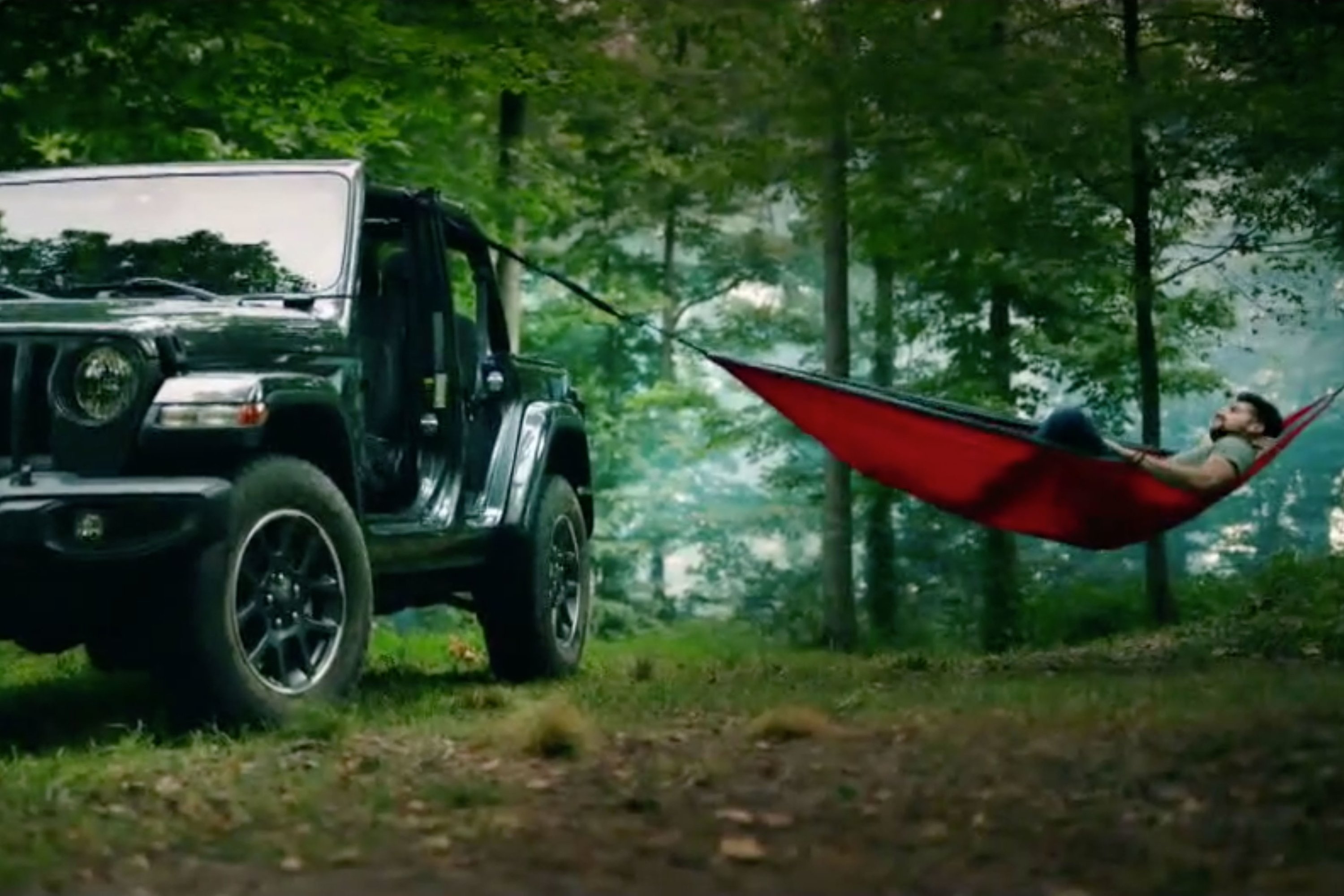 Watch the newest commercials on TV from Apple, Jeep, Jägermeister and more