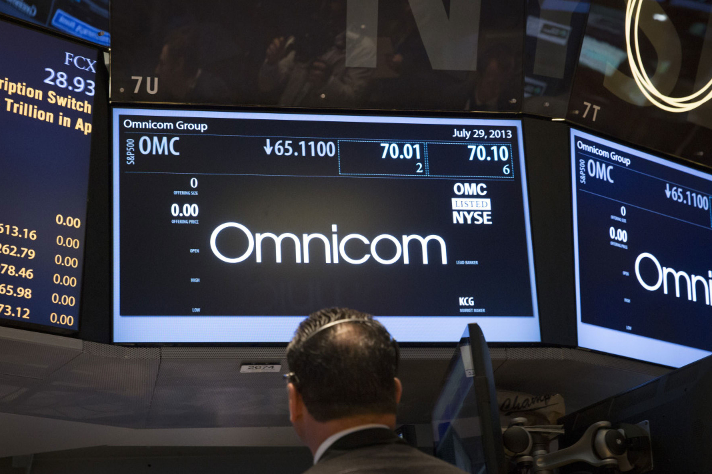 Omnicom Group sees sharp revenue declines in third quarter