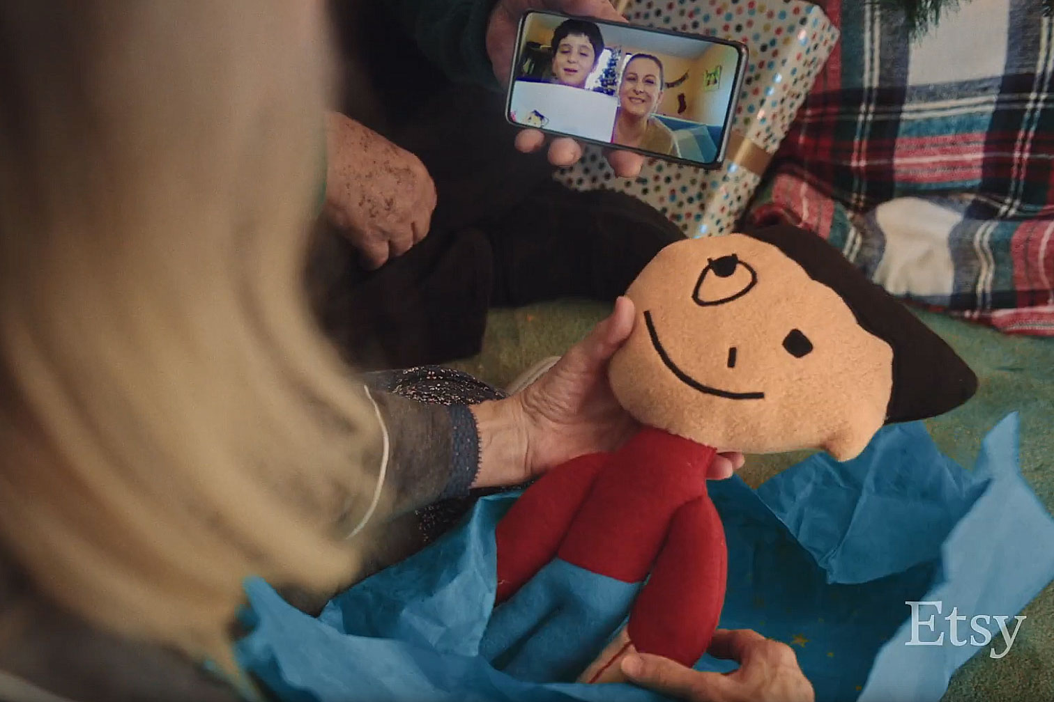 Etsy's new ads will have you crying over your handmade holiday presents