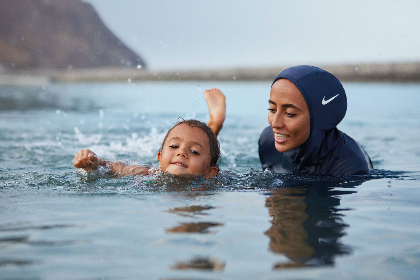 Nike's rousing ad aims to inspire Middle Eastern female athletes