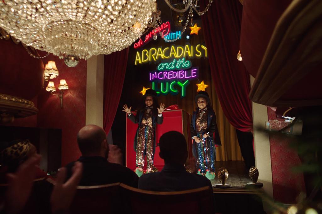 Argos: An Evening with AbracaDaisy & The Incredible Lucy