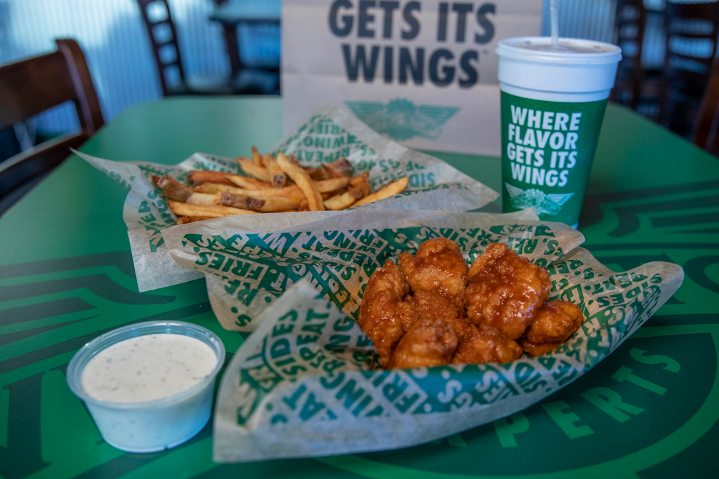 Chicken wing prices soar and Starbucks' holiday coffee cups arrive: Trending