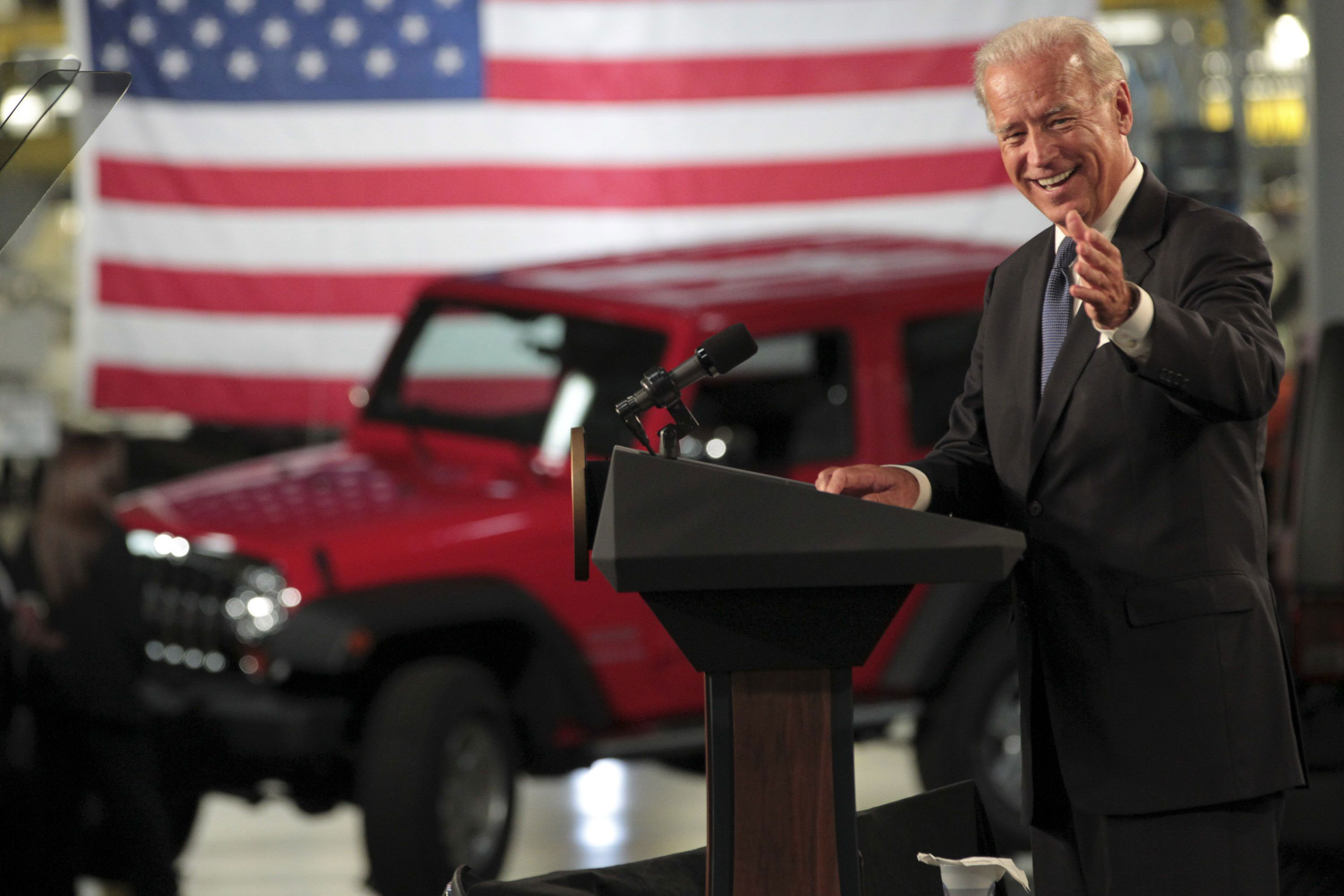 The new corporate conundrum: To congratulate President-Elect Biden or not?