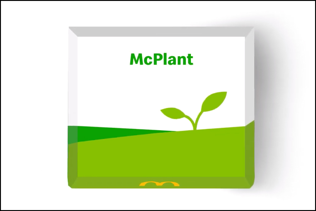 McDonald's plants a meatless stake with McPlant, its own plant-based product