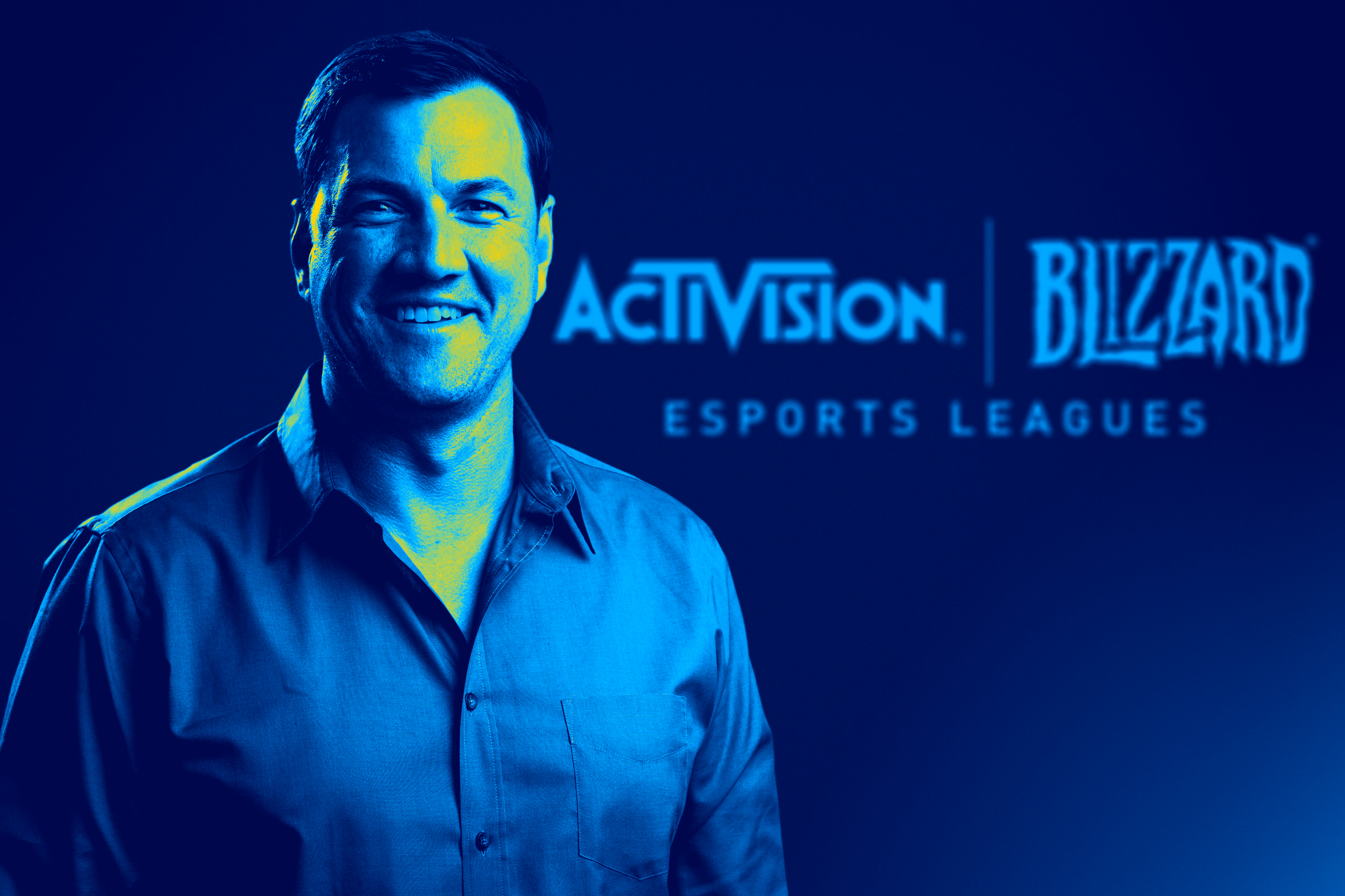 Watch live at 12 p.m. Activision Blizzard Esports CRO on how brands can be part of the future of gaming