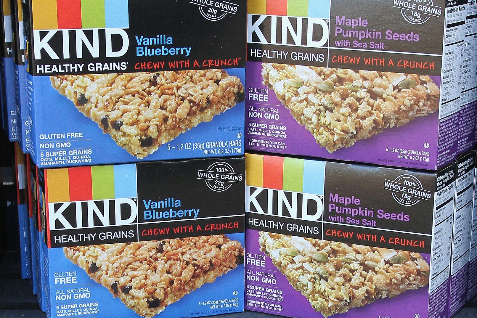 M&M maker Mars agrees to purchase owner of Kind snack bars