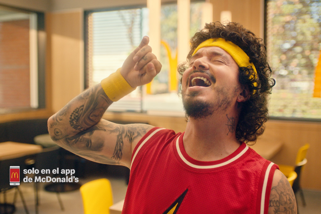 McDonald's: J Balvin Dorado
