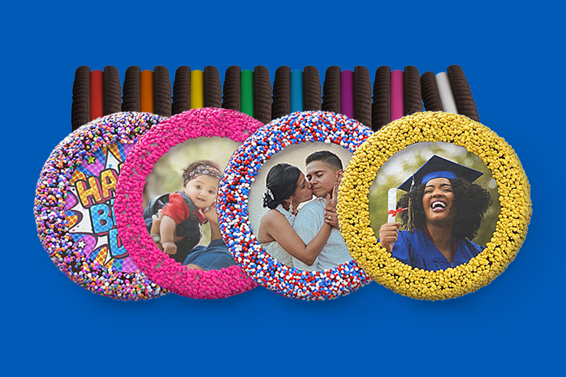 Oreo's new customizable cookies generate buzz among fans and brands